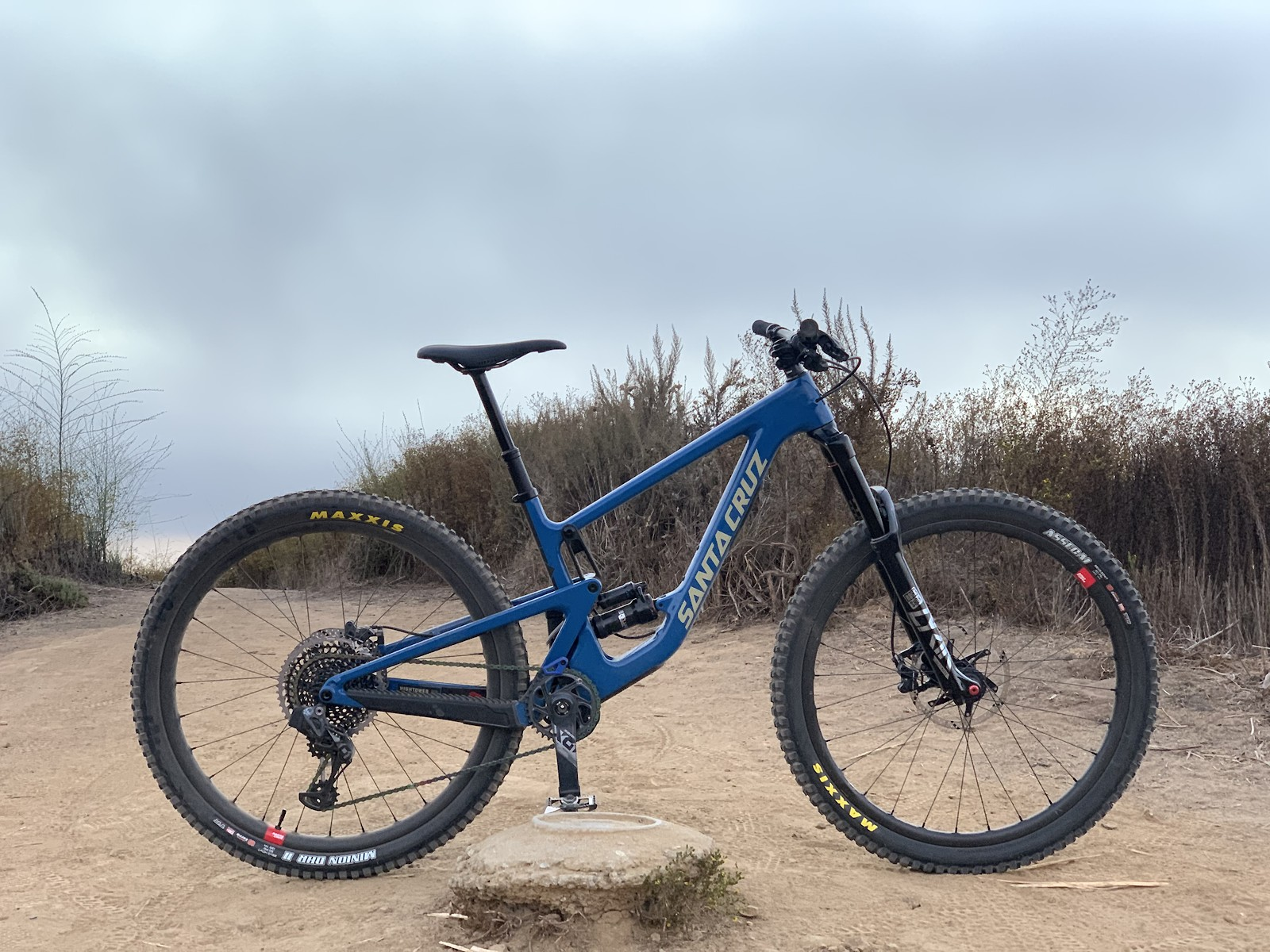 2020 Santa Cruz Hightower2 custom
