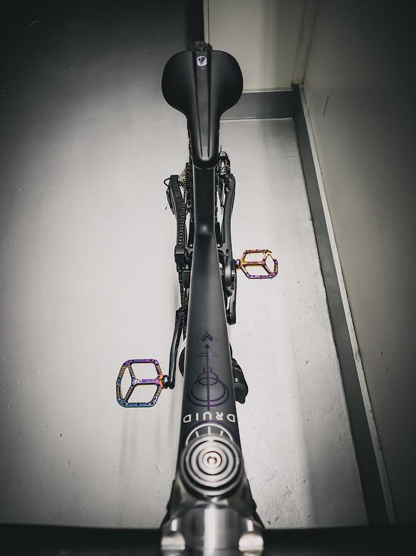 Forbidden Druid Custom Purple Steel