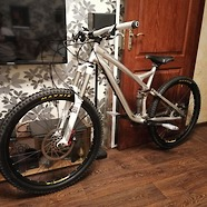 Specialized Stumpjumper FSR Pro 2009 Сustom ;-)