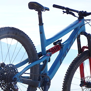 "Pivot Firebird 29 ""blue bird"""