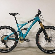"Yeti SB5c - ""Enduro Dream Build"""