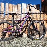 Barney Bike Check