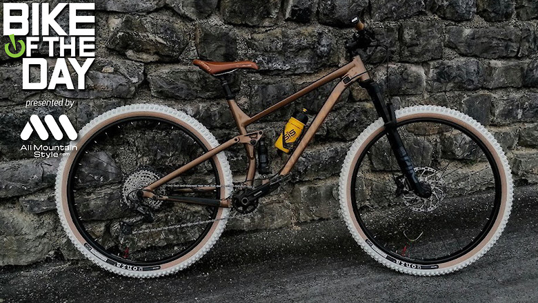 The Brownie (Norco fluid FS1)