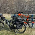 Touring and Bikepacking rig