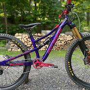 Wes Jacobs Dream Kid Bike 2021