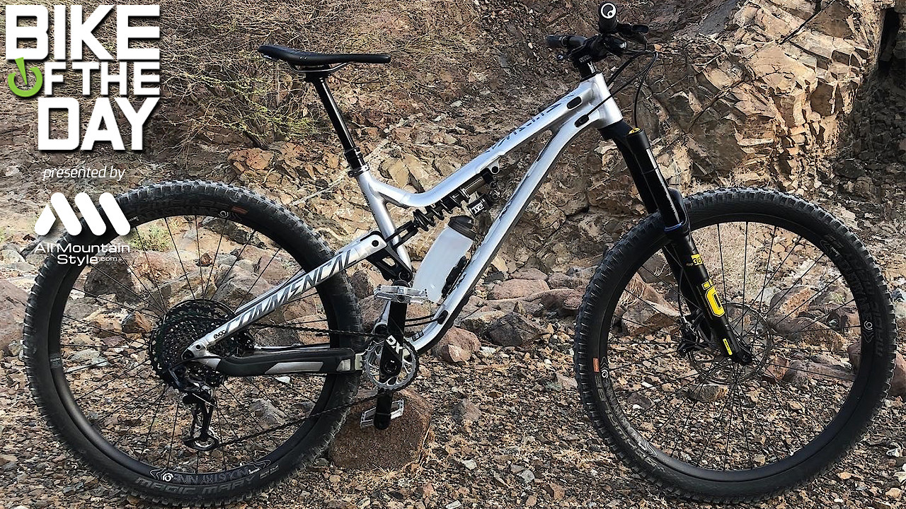 Commencal META AM 2019 Brushed