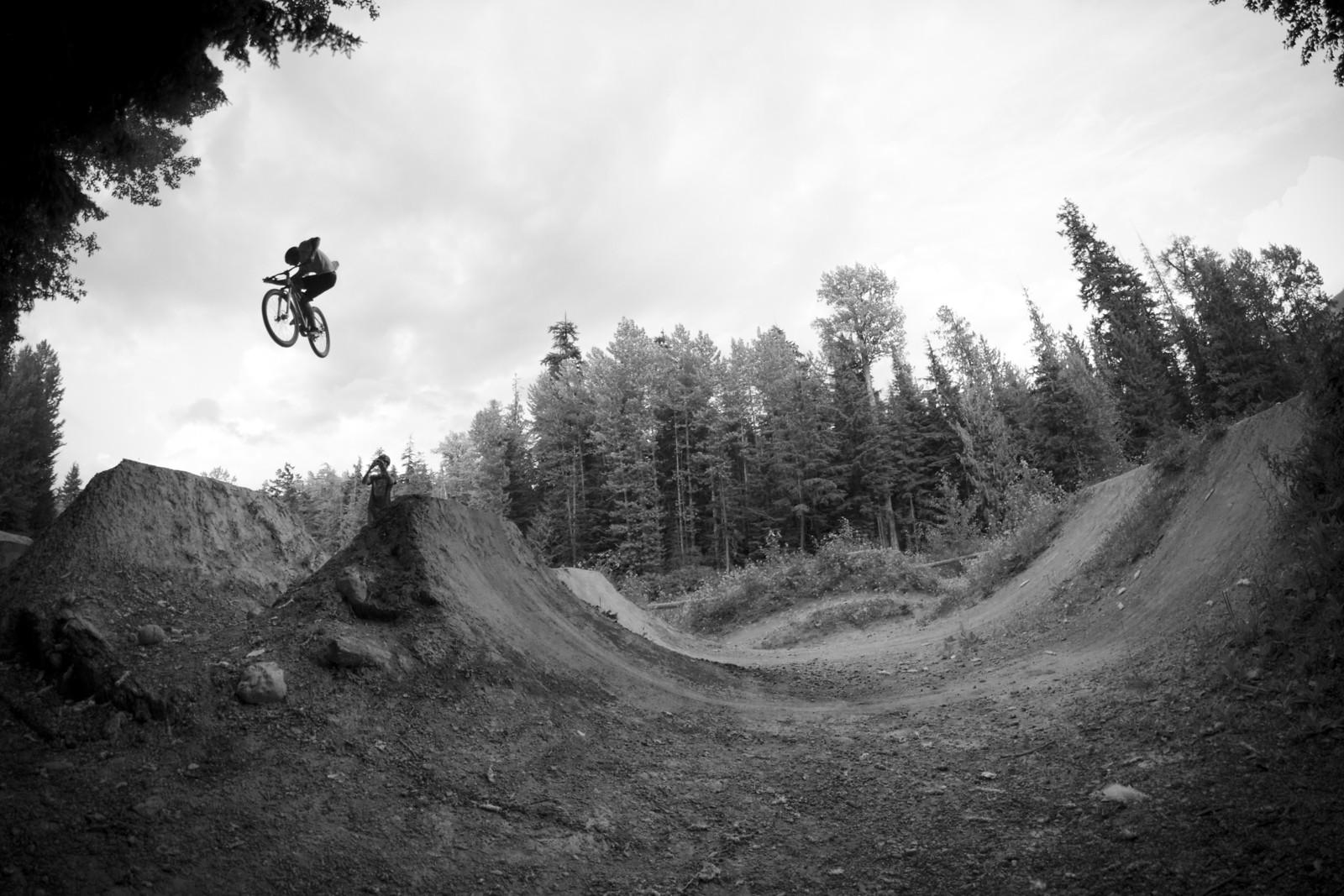 Santa Sideways - jamieledson - Mountain Biking Pictures - Vital MTB