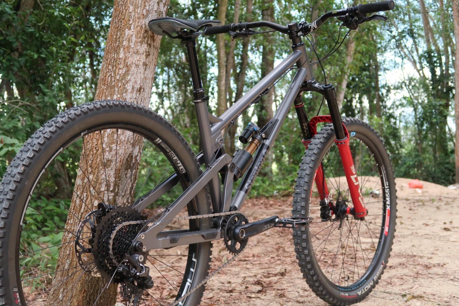 Stanton Switch9er FS - Jeremy_Koh - Mountain Biking Pictures - Vital MTB