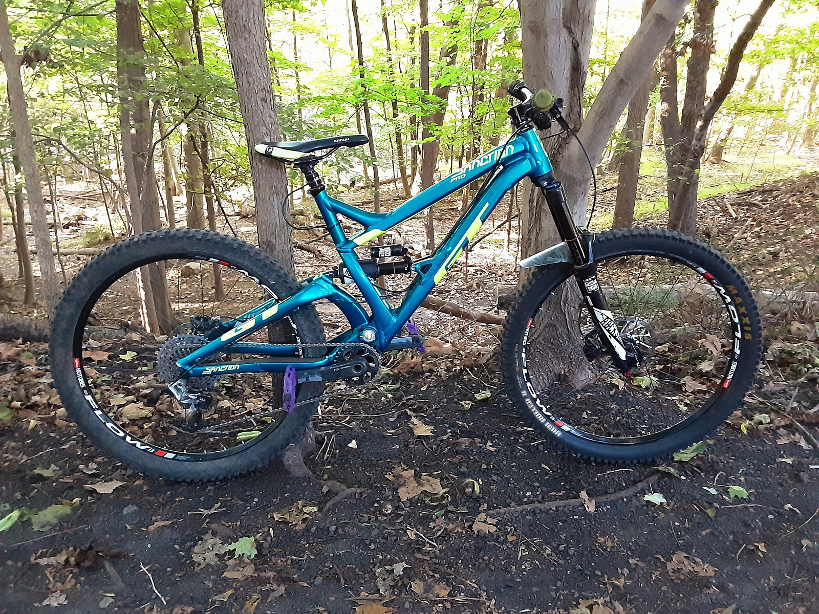 GT sanction - Hazmat - Mountain Biking Pictures - Vital MTB