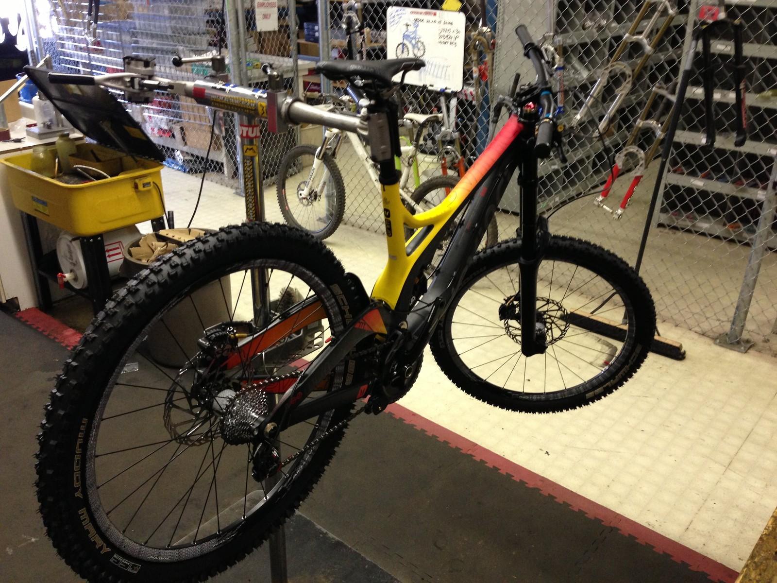 Devinci Wilson 001 - sweetpete - Mountain Biking Pictures - Vital MTB