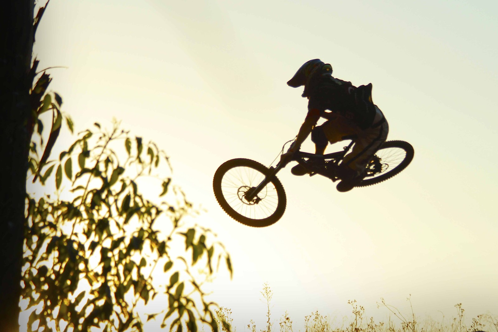 Vance Bennet hits the hip - GnarHuck - Mountain Biking Pictures - Vital MTB