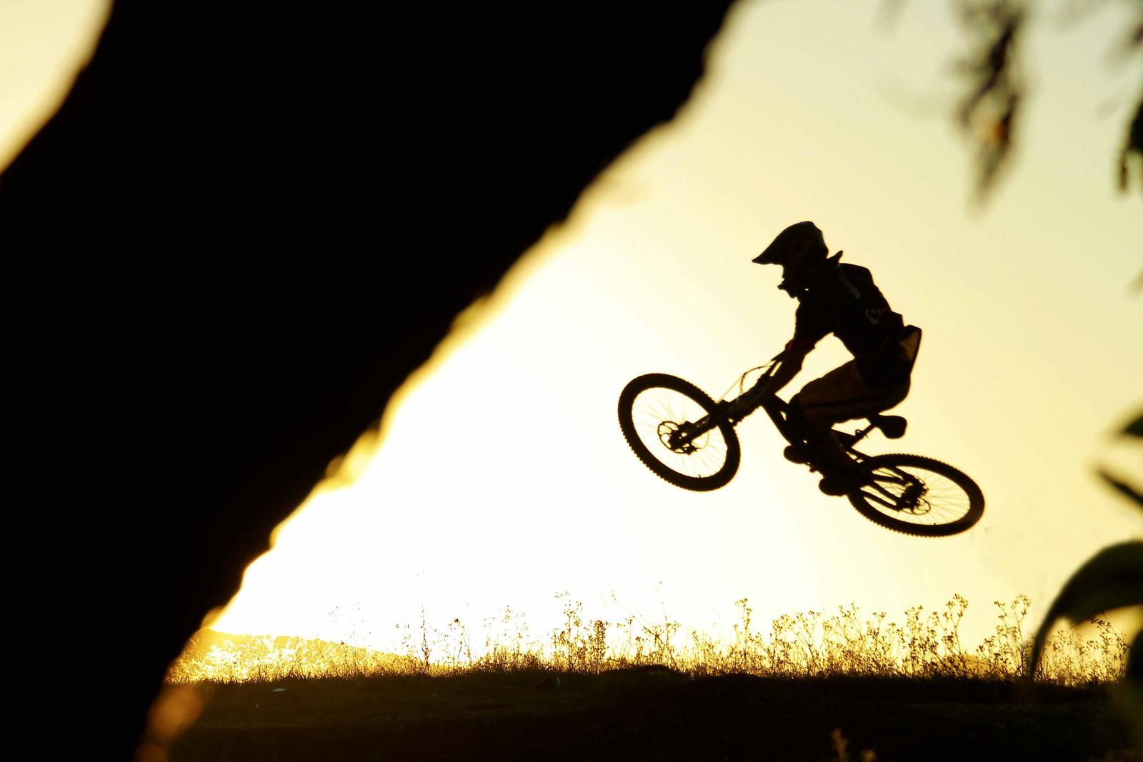 Vance hits the hip - GnarHuck - Mountain Biking Pictures - Vital MTB