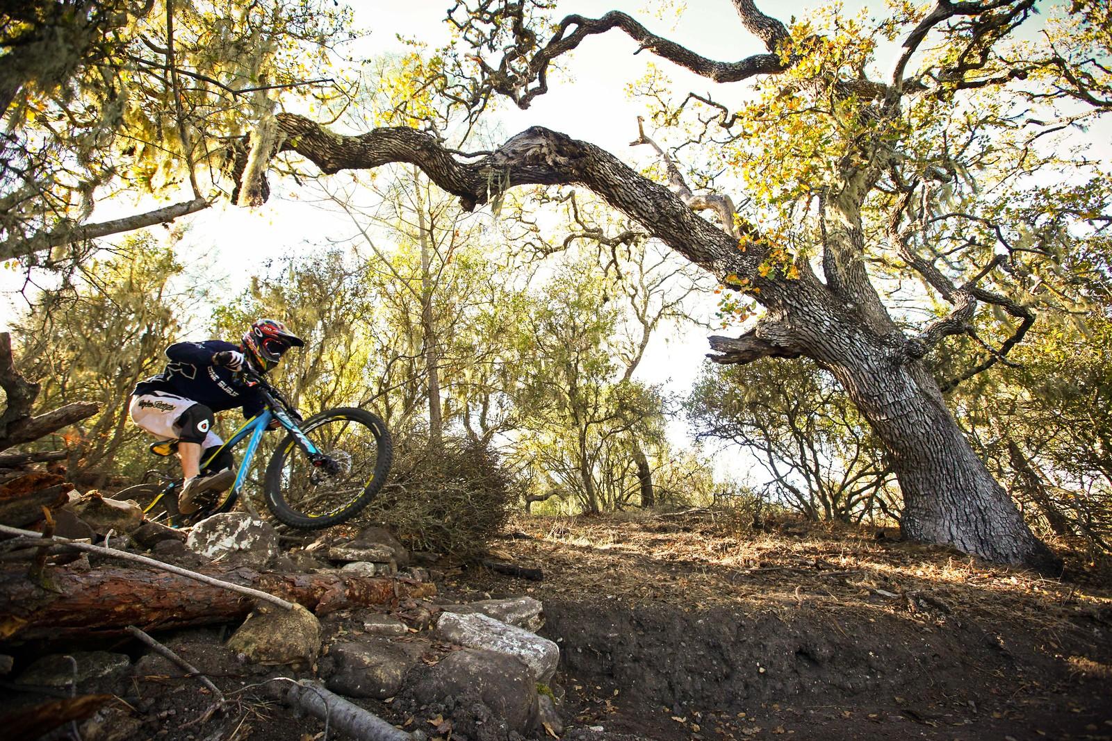 Vance Bennet on the Norco Aurum - GnarHuck - Mountain Biking Pictures - Vital MTB