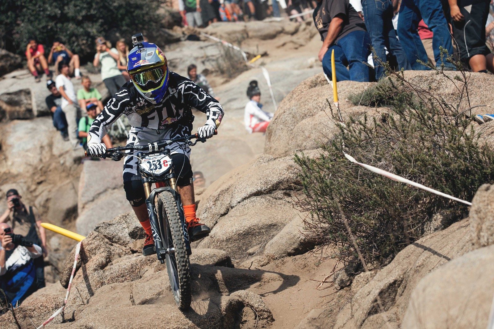 Fontana City National 2014 - GnarHuck - Mountain Biking Pictures - Vital MTB