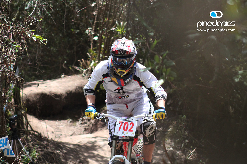 Pan American Champs 2011 second Training Day - leopineda - Mountain Biking Pictures - Vital MTB