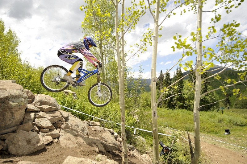 Wildflower Rush Rock Drop - adamdigby - Mountain Biking Pictures - Vital MTB