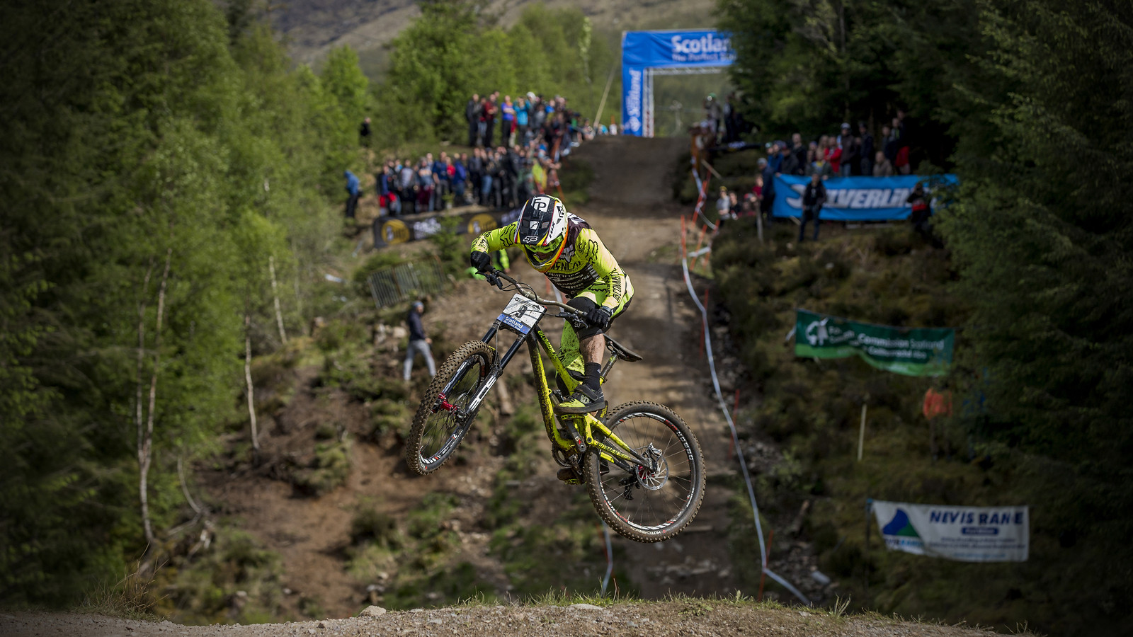 thirion fort william world cup - phunkt.com - Mountain Biking Pictures - Vital MTB