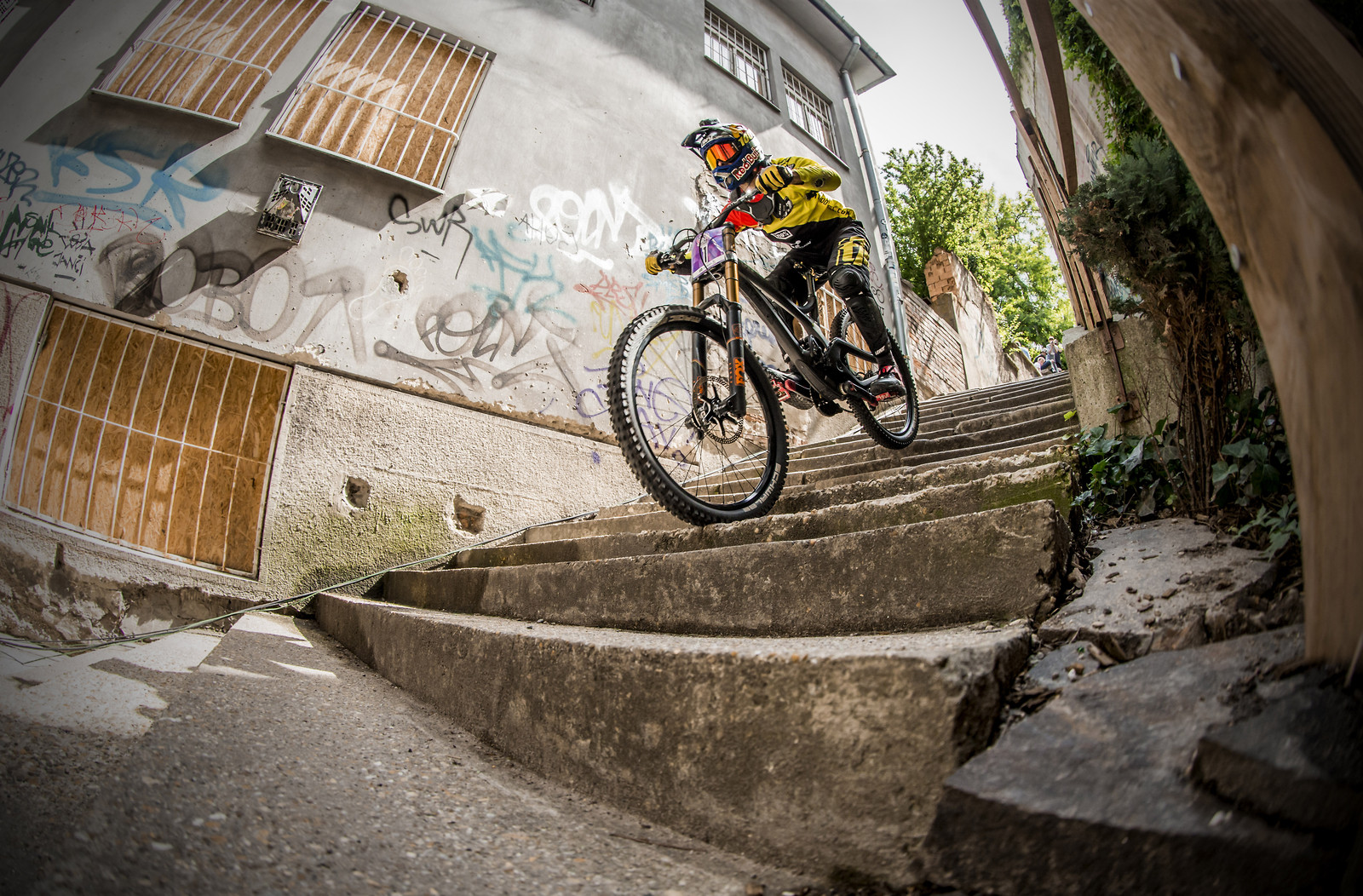 polecat city downhill slovenia - phunkt.com - Mountain Biking Pictures - Vital MTB