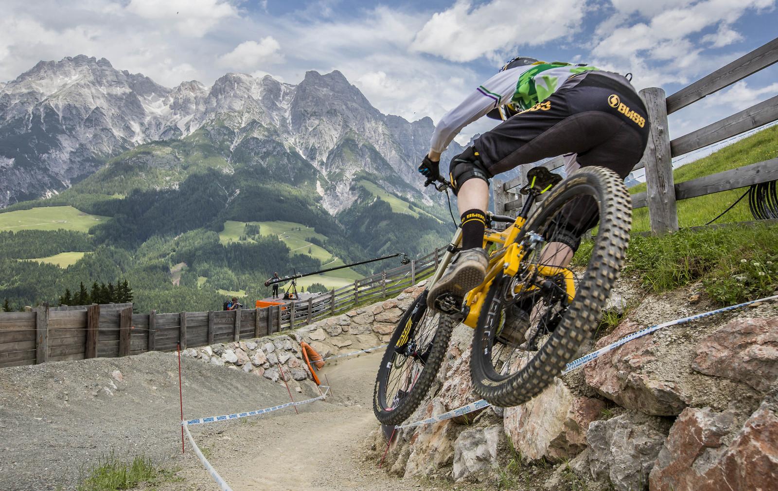 jacob dixon leogang wc - phunkt.com - Mountain Biking Pictures - Vital MTB