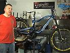 Building the CRC Nukeproof Scalp WC race bike