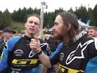 Wyn TV - EWS Rotorua Post-Race Banter