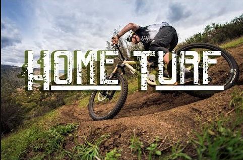 Luca Cometti Rollin' on Home Turf