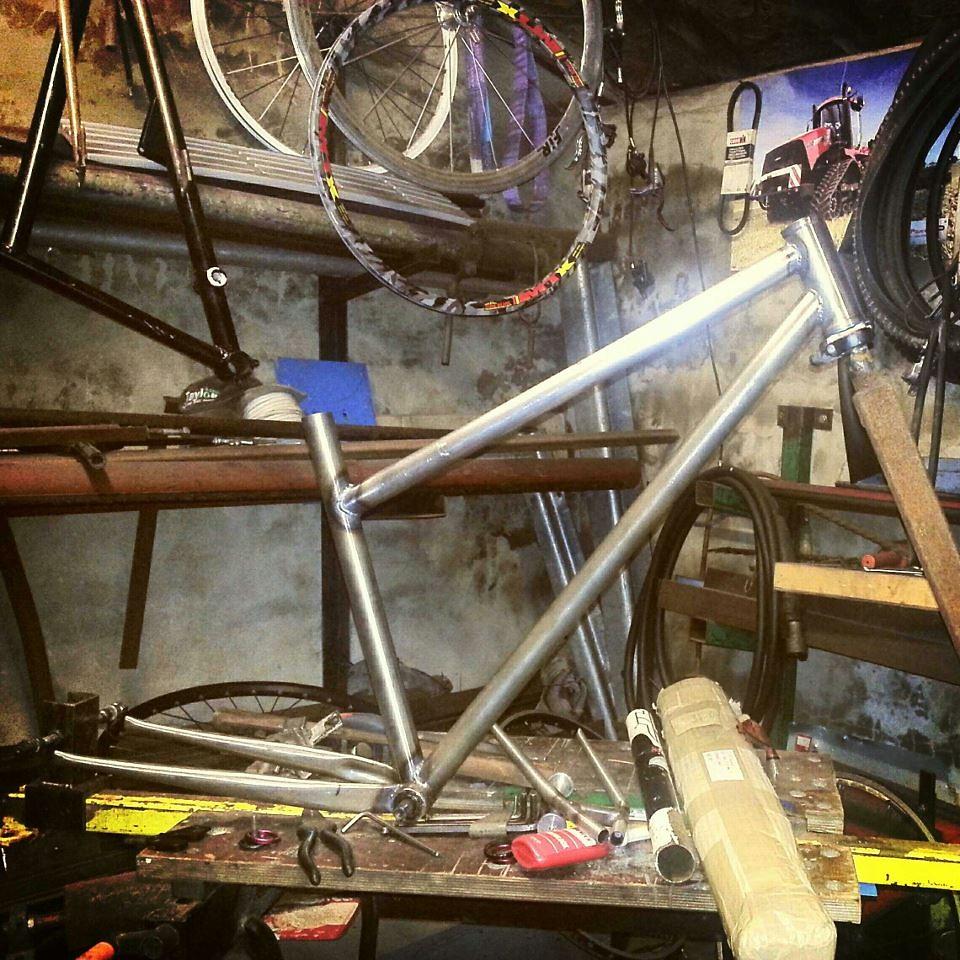 ste-tommo's SWT bikes Razzer HOMEMADE