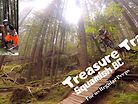 Lets Check Out The Treasure Trail in Squamish BC Double Black in 4K