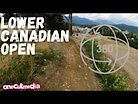 360 video on Lower Canadian Open at Whistler