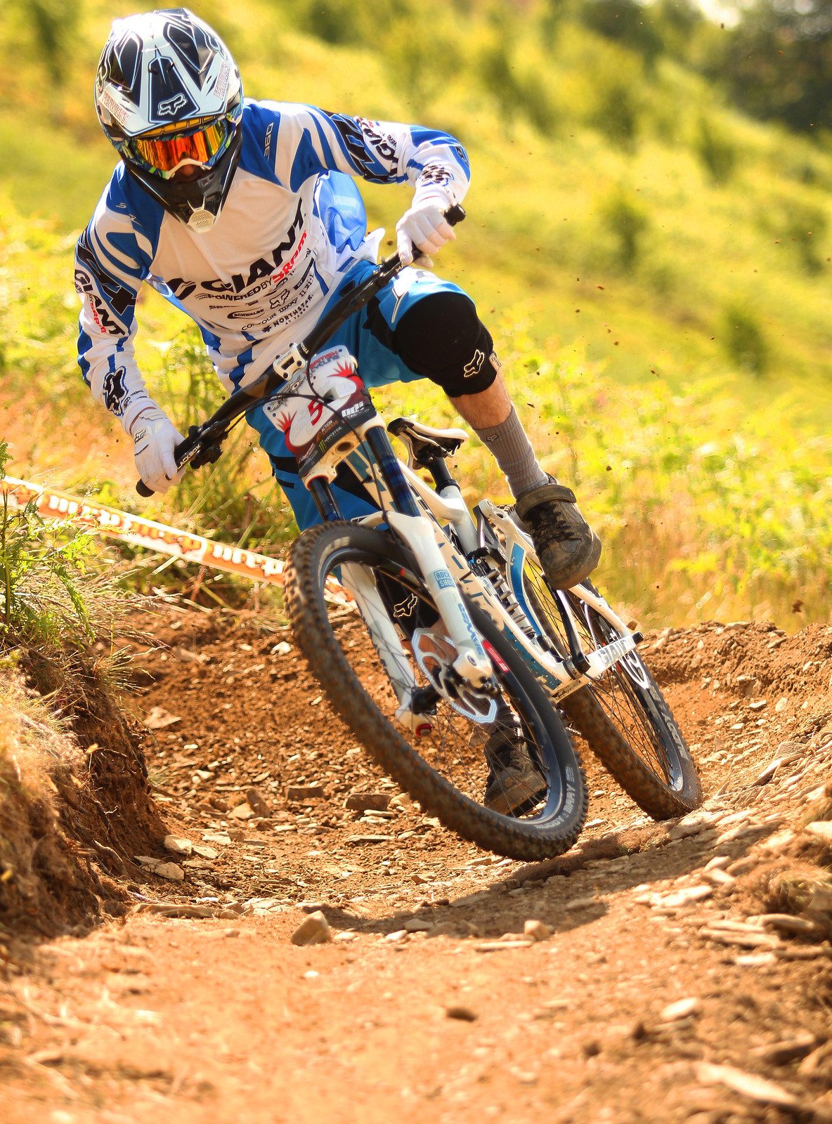 Danny Hart - Llangollen - SamDavies - Mountain Biking Pictures - Vital MTB