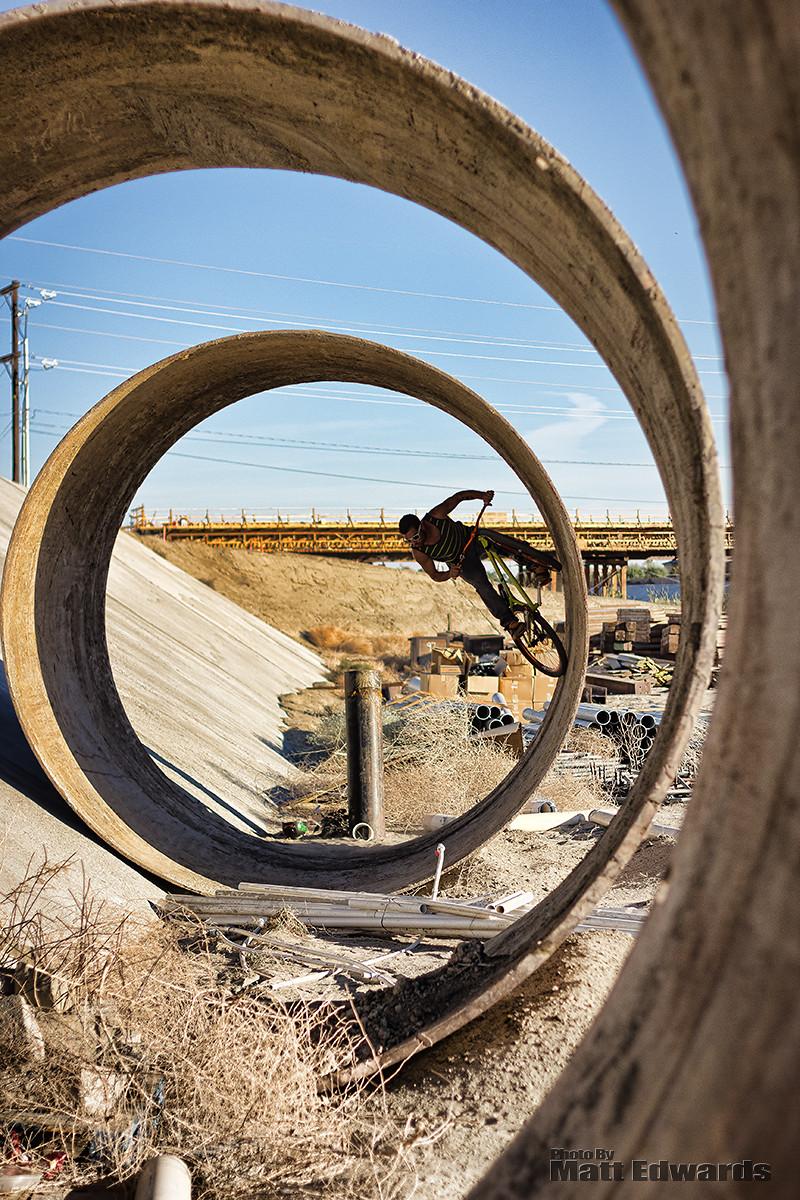 The Tunnel  - EdwardsEntertainment - Mountain Biking Pictures - Vital MTB