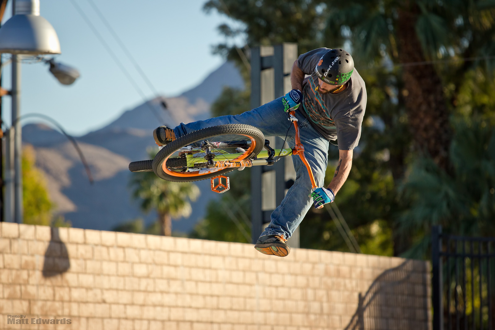 Flat 1 footer - EdwardsEntertainment - Mountain Biking Pictures - Vital MTB