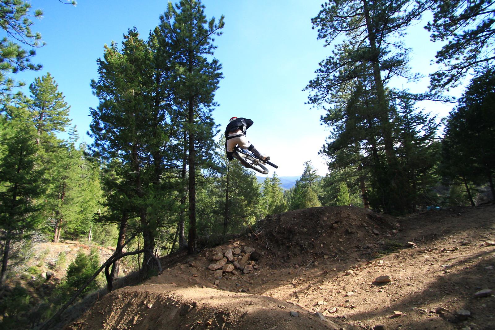 The Purple Dragon - Chuck_Quinton - Mountain Biking Pictures - Vital MTB
