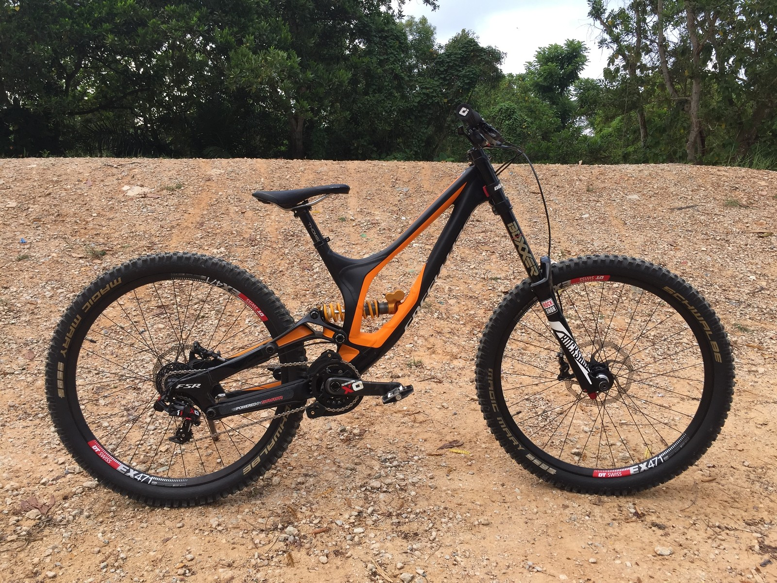 Specialized Demo 2016 alloy