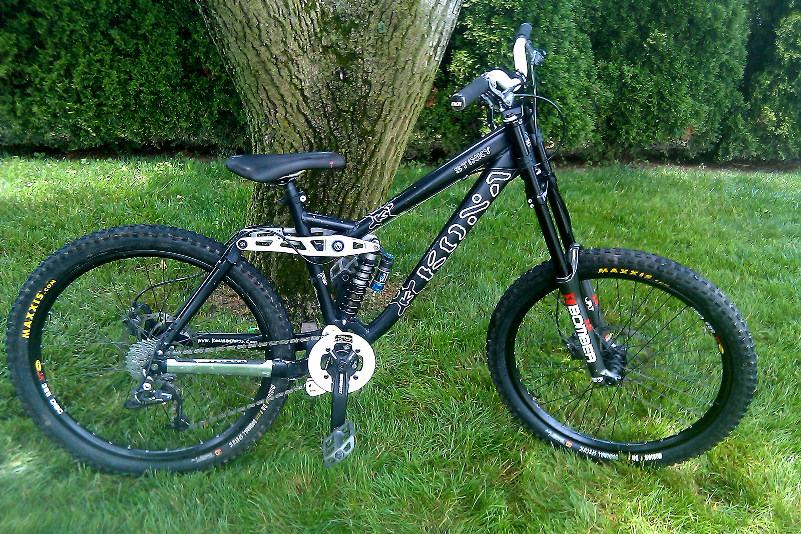 Bought used