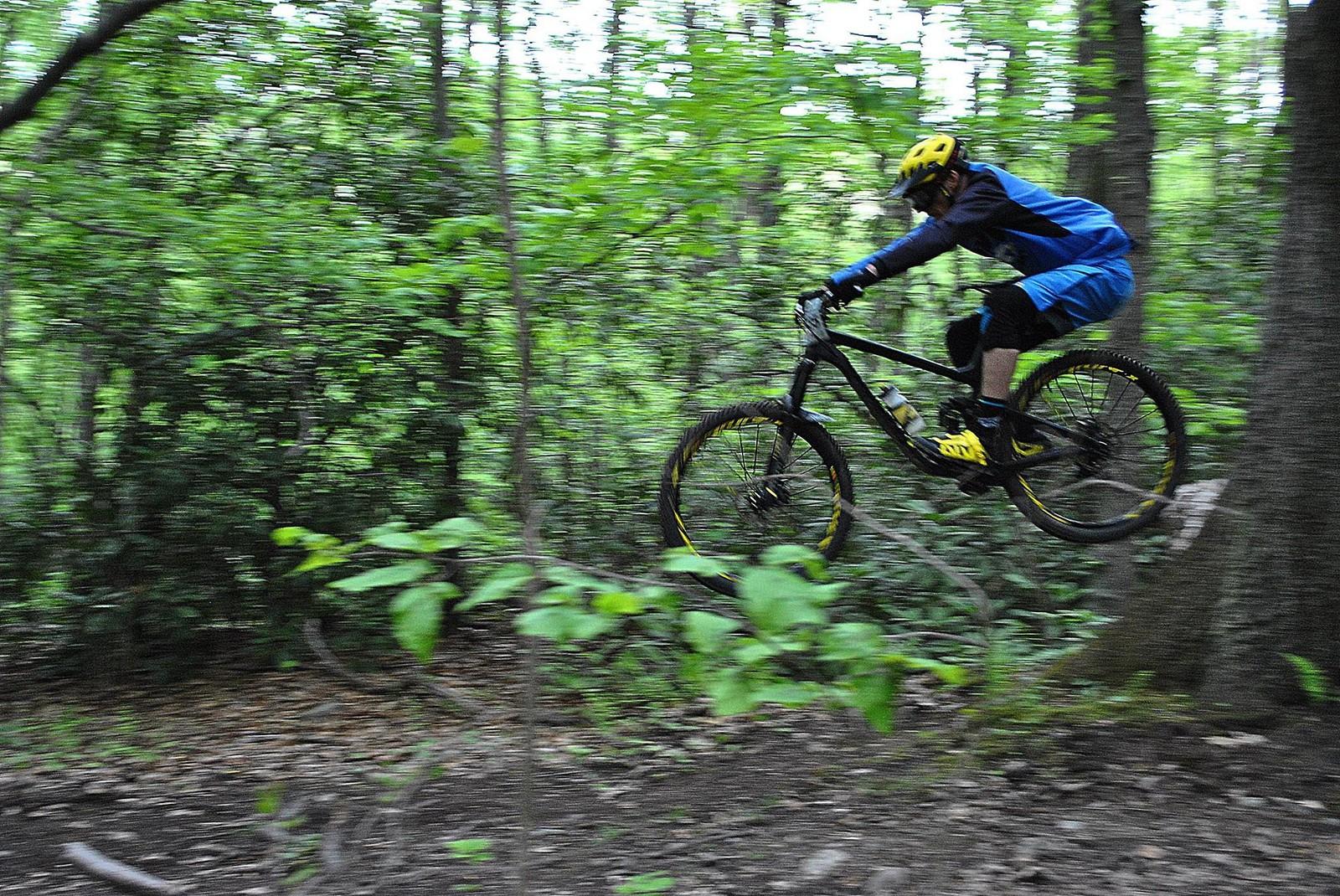 V-Notch Drop S2 - gerrycreighton - Mountain Biking Pictures - Vital MTB