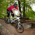 Sat at Launch Bike Park - Spring Mtn. PA
