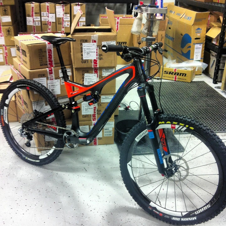 Mine - Mountainbikeb - Mountain Biking Pictures - Vital MTB