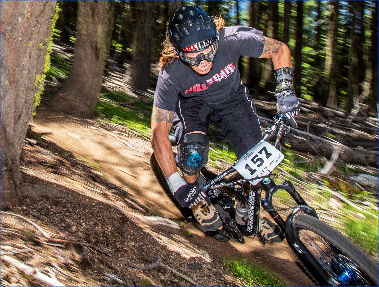 Ashland Mountain Challenge Enduro Winning Run - marty crosley - Mountain Biking Pictures - Vital MTB