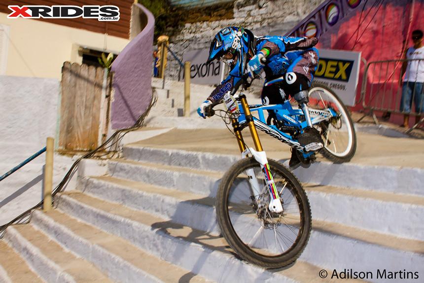 Descida das Escadas de Santos 2012 - ARM - Mountain Biking Pictures - Vital MTB