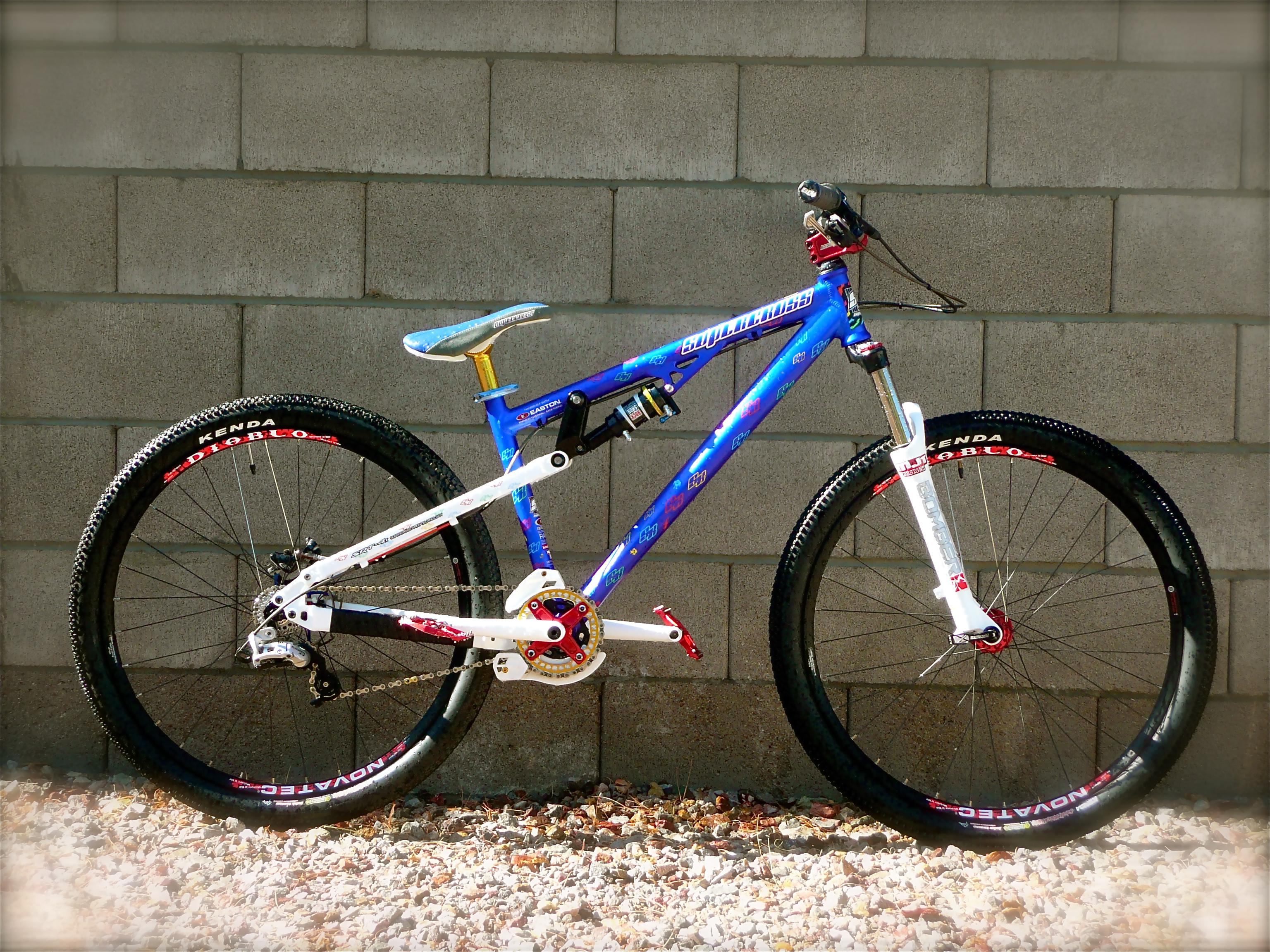 WingNutt\'s Supercross Propel - WingNutt\'s Bike Check - Vital MTB