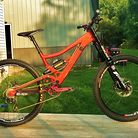 "Updated 2010 Morewood Makulu 27.5""/650b"