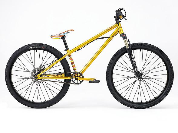 Snafu Crenshaw 26' UDJ Bike