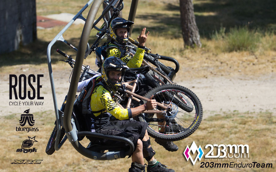 203mm enduro team logos - 203mm - Mountain Biking Pictures - Vital MTB