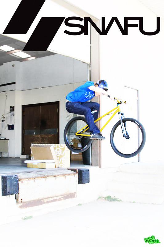 SNAFU MTB1 - Sidewall Distribution - Mountain Biking Pictures - Vital MTB