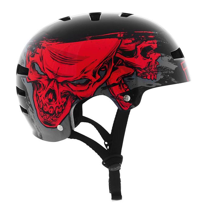 TSG-Evolution-Art-Skull - Sidewall Distribution - Mountain Biking Pictures - Vital MTB
