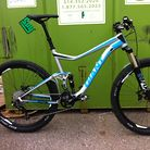 2014 Giant Trance X 1 27.5, size large and in charge!
