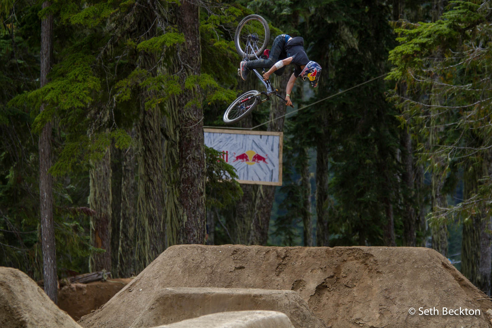 Anthony Messere Massive Flair Video from Bearclaw Invitational - Seth_Beckton - Mountain Biking Pictures - Vital MTB