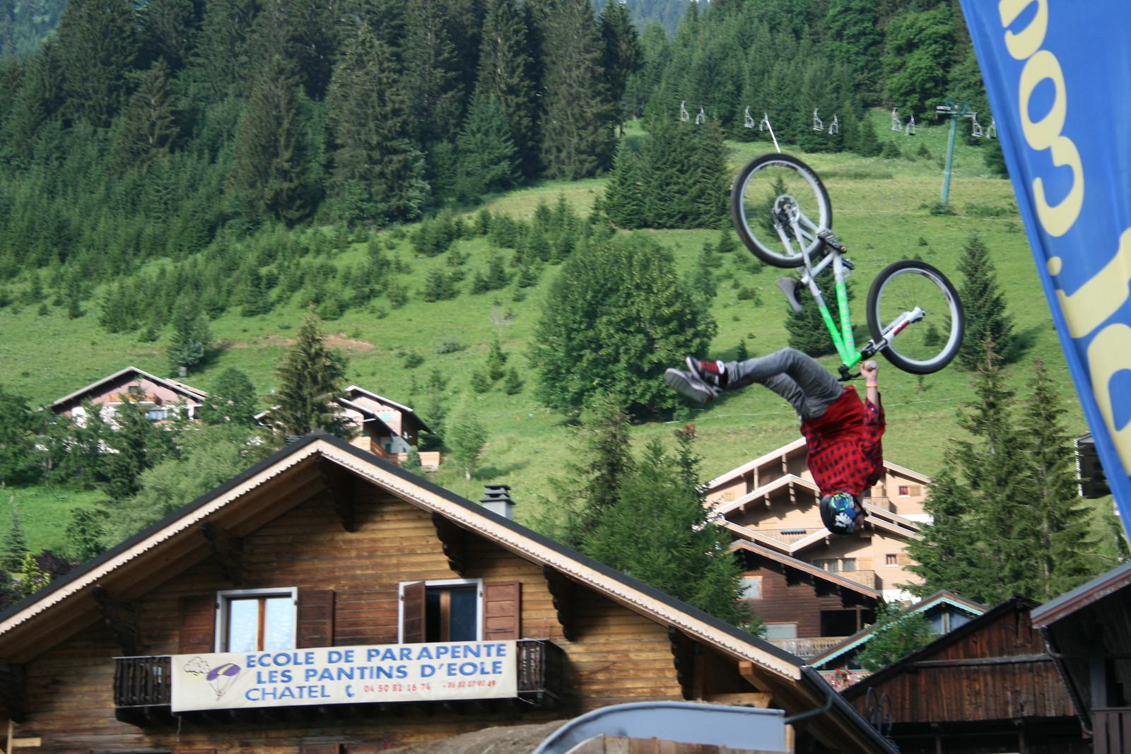 AGGY at Châtel - Matthias - Mountain Biking Pictures - Vital MTB