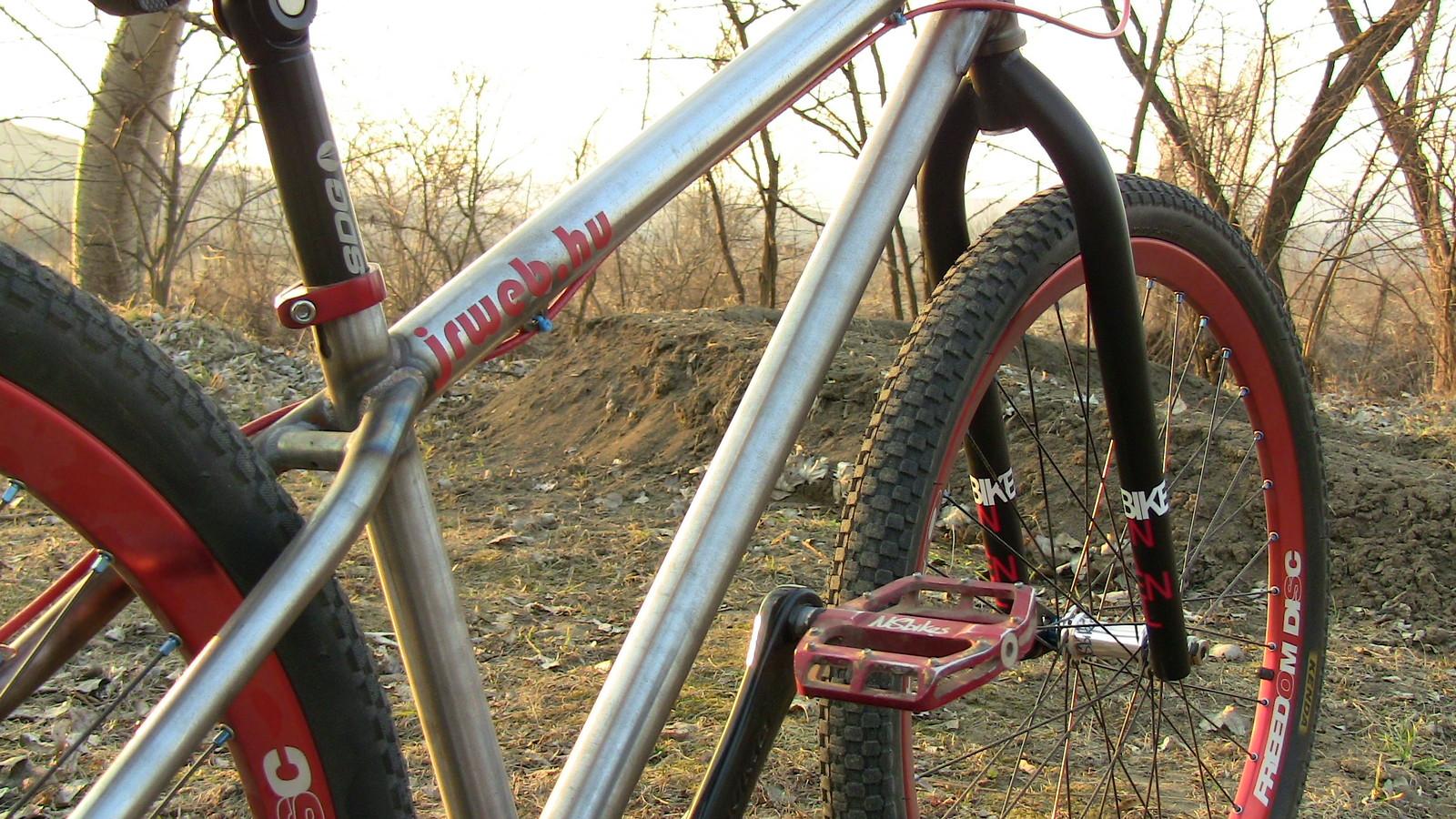 Mr-projekt prototype - zsooooti - Mountain Biking Pictures - Vital MTB